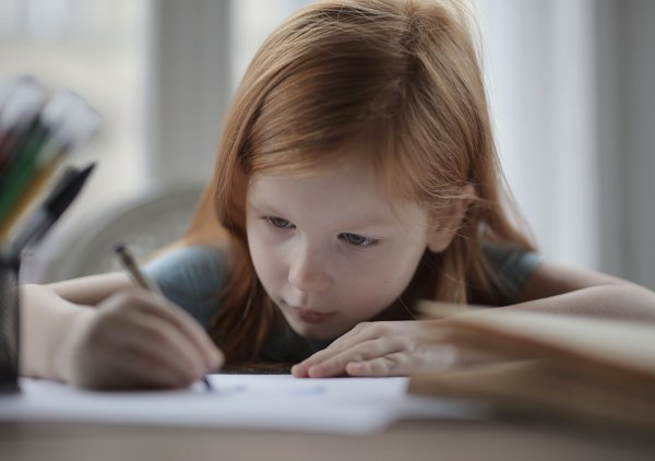 Child Write 1
