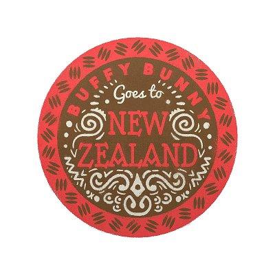 New Sealand Sticker
